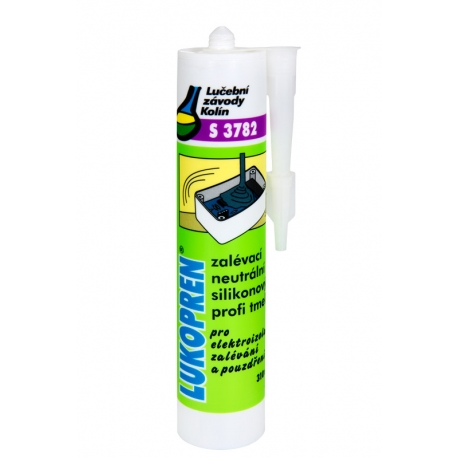Silicone sealant Lukopren S 3782 - 310 ml