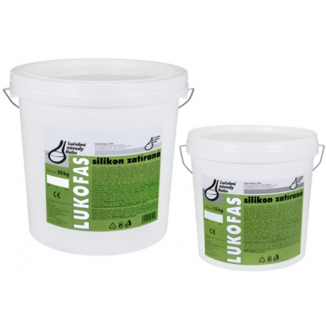 Lukofas - silicon floated plaster