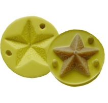 Molds for casting waxes