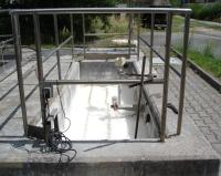 Silikonový odpěňovač Lukosan - odpěňování hladiny čističky